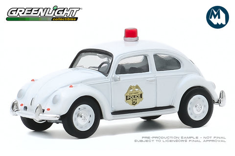 1964 Volkswagen Beetle - Scottsboro, Alabama Police Department