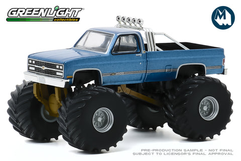 Maiden America / 1977 Chevrolet K-10 Monster Truck