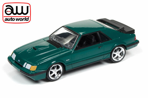1985 Ford Mustang SVO