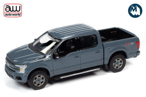 2018 Ford F-150 Lariat (Abyss Gray)