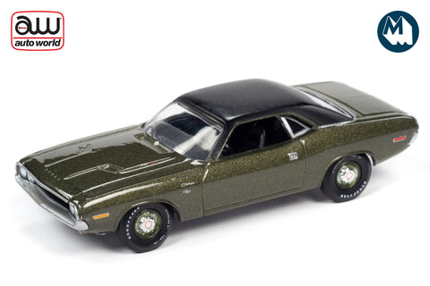 1970 Dodge Challenger R/T (Dark Green Poly)