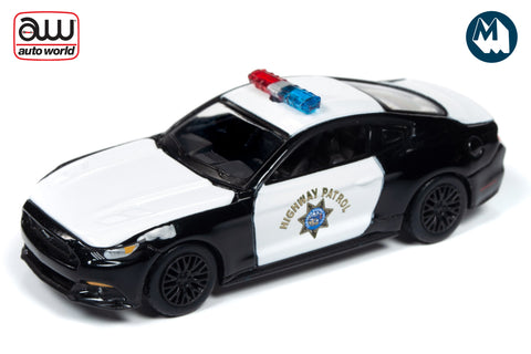 2017 Ford Mustang GT (California Highway Patrol)