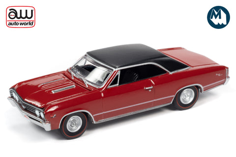 1967 Chevy Chevelle SS (Bolero Red)