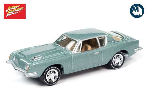 1963 Studebaker Avanti (Seaspray Green)