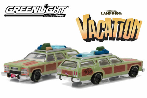 "National Lampoon's Vacation (1983) - 1979 Family Truckster ""Wagon Queen"" (Honky Lips Version)"