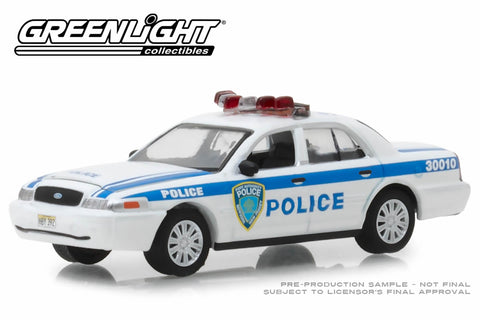 2003 Ford Crown Victoria Police Port Authority of New York & New Jersey Police