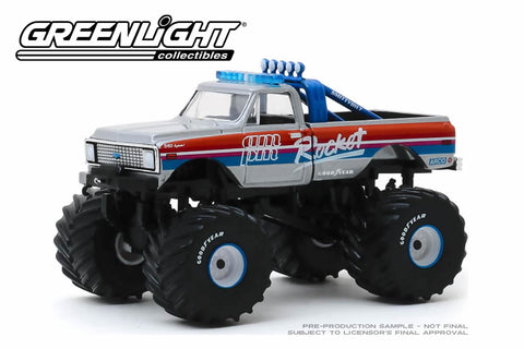 Rocket / 1972 Chevrolet K-10 Monster Truck