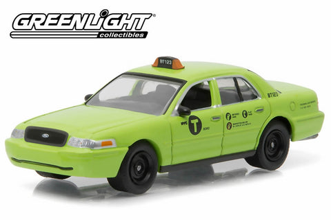 2011 Ford Crown Victoria NYC Boro Taxi