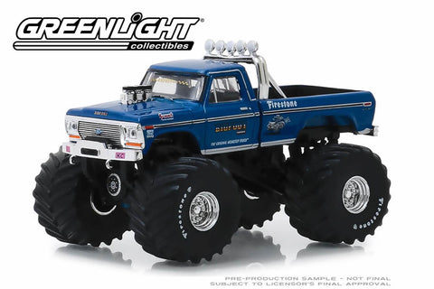 Bigfoot #1 / 1974 Ford F-250 Monster Truck (Clean Version with 66-Inch Tyres)