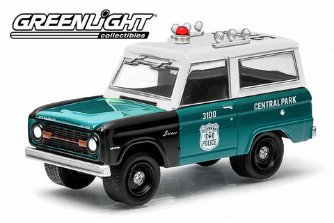 1967 Ford Bronco - New York City Police Department (NYPD)