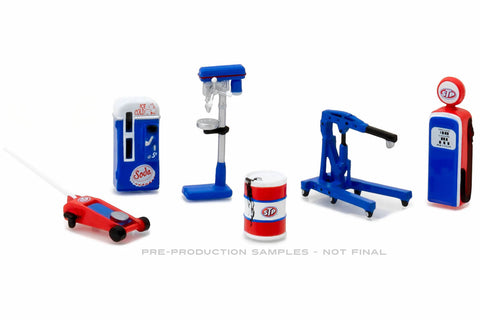Muscle Shop Tools - STP