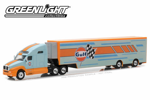 2017 Kenworth T2000 Gulf Oil Racing Transporter