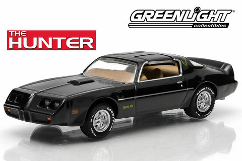 The Hunter (1980) - 1979 Pontiac Firebird T/A