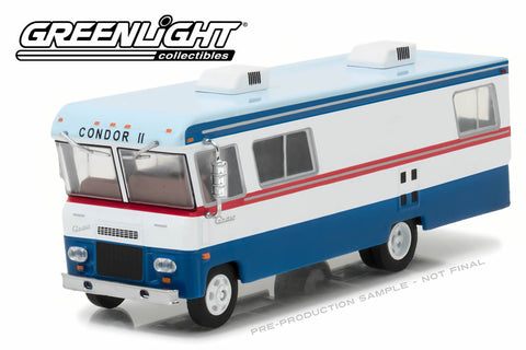 1972 Condor II RV (Red, White and Blue)