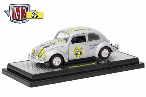 1952 VW Beetle Deluxe Model (1:24 scale)