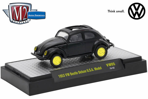 1953 VW Beetle U.S.A. Model