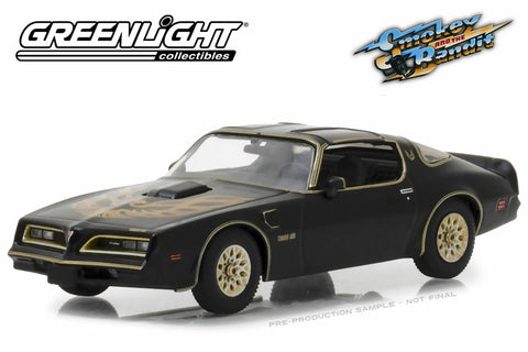 1:43 Smokey and the Bandit / 1977 Pontiac Firebird Trans Am