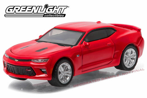 "2016 Chevy Camaro ""All-New Camaro Unveiling"" Edition"