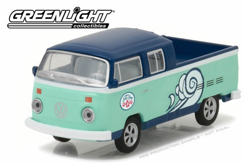"Volkswagen Type 2 Double Cab Pick-Up ""Doka"" - Hawaii Surf Shop"