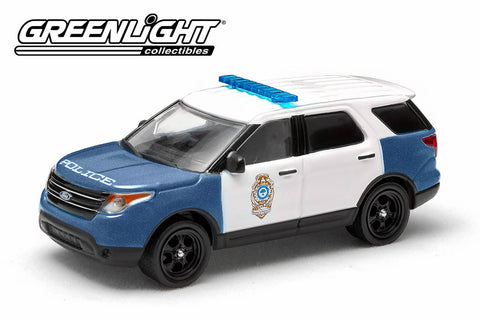 2014 Ford Police Interceptor Utility Raleigh, NC Police Dept.