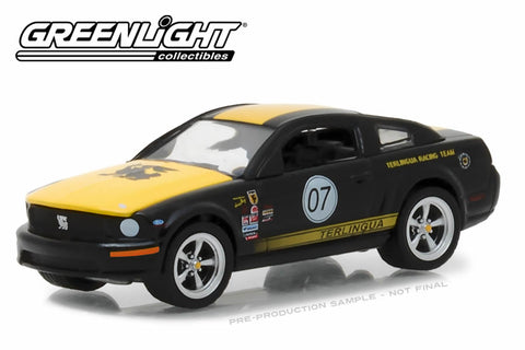 2008 Ford Mustang Terlingua Racing Team #07