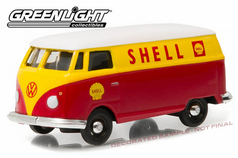Volkswagen Type 2 Panel Van – Shell Oil