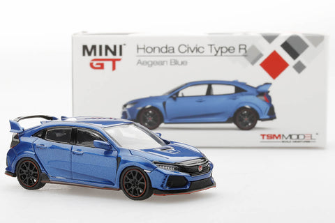 2018 Honda Civic Type R (RHD / UK Release)