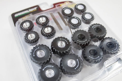 Greenlight Kings of Crunch (Firestone) Wheel & Tyre Pack