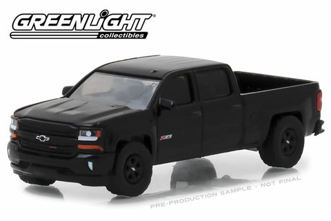 2018 Chevrolet Silverado 1500 Z71 Crew Cab Midnight Edition
