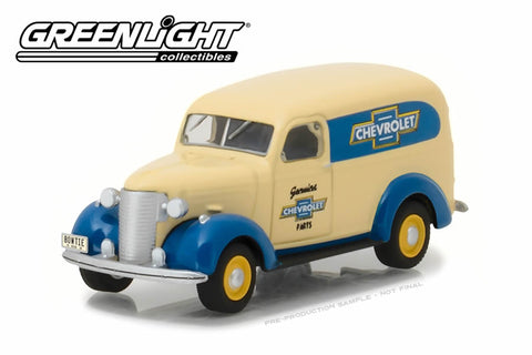 "1939 Chevrolet Panel Truck ""Genuine Chevrolet Parts"""