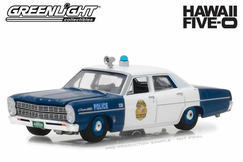 Hawaii Five-0 / 1967 Ford Custom Honolulu Hawaii Police