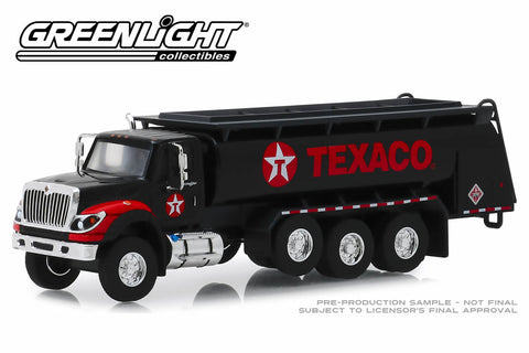 2018 International WorkStar Tanker Truck - Texaco
