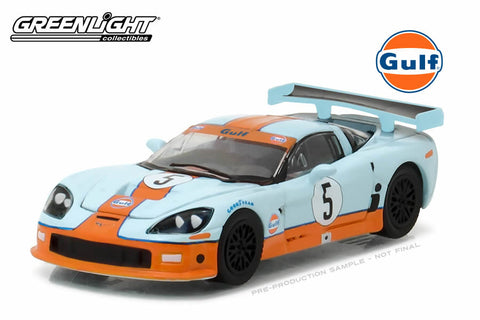 2009 Chevy Corvette C6.R Gulf Oil