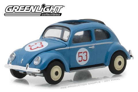 1953 Volkswagen Split Window Beetle #53 Nurburgring Racer