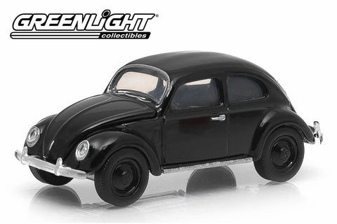 1938 Volkswagen Type 1 Split Window Beetle – Gloss Black Solid Pack