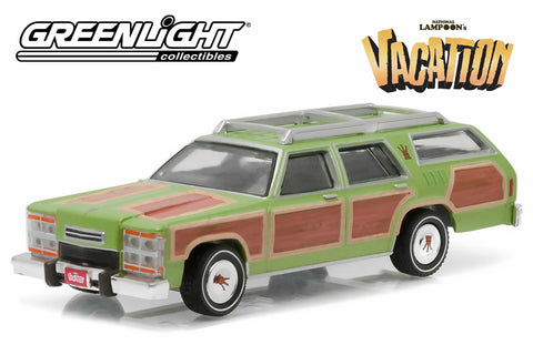 "National Lampoon's Vacation (1983) - 1979 Family Truckster ""Wagon Queen"""