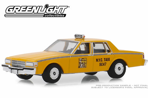 1987 Chevrolet Caprice New York City Taxi Cab