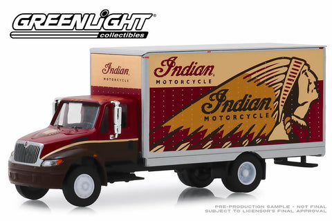 2013 International Durastar Box Van - Indian Motorcycle