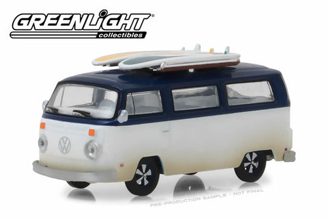 1973 Volkswagen Type 2 (T2B) Van‏ with Surf Boards