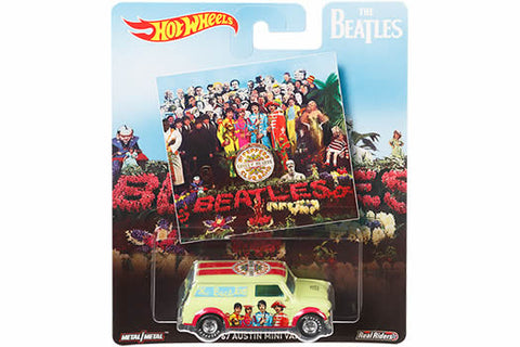'67 Austin Mini Van / Sgt. Pepper's Lonely Hearts Club Band