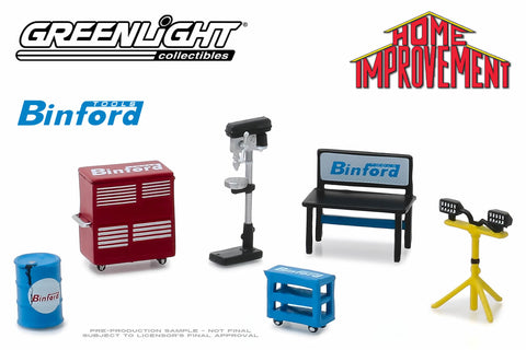 Binford Tools Shop Tools - Home Improvement