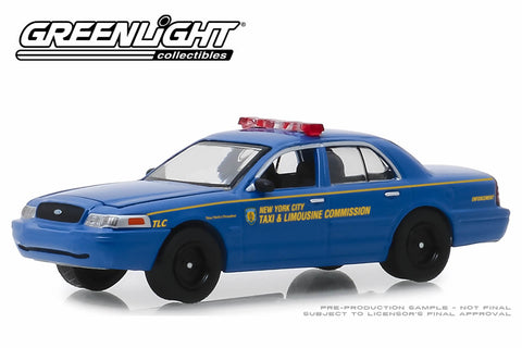 2006 Ford Crown Victoria New York City Taxi and Limousine Commission