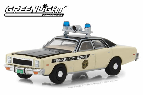 1977 Plymouth Fury / Tennessee State Police