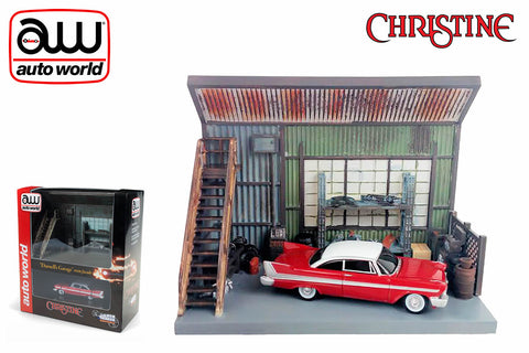 Darnell's Garage (Includes 1958 Plymouth Fury)