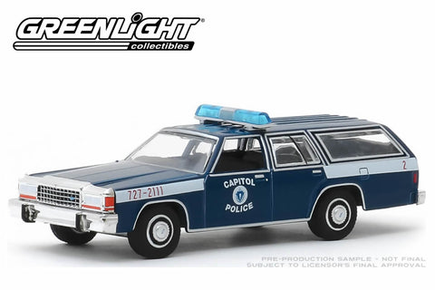 1983 Ford LTD Station Wagon / Massachusetts Capitol Police