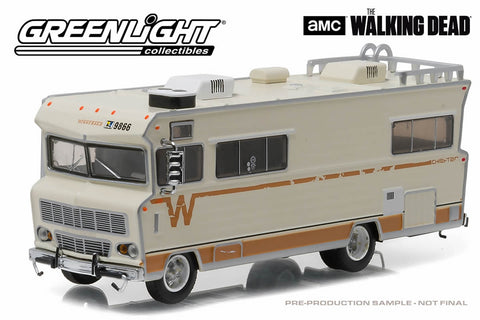 The Walking Dead / Dale's 1973 Winnebago Chieftain