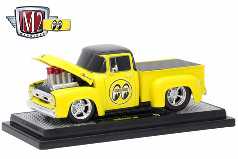 1:24 - 1956 Ford F-100 Truck
