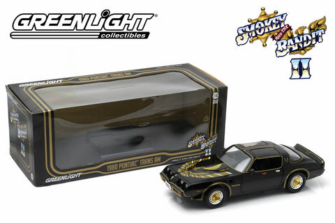 1:18 Smokey and The Bandit II / 1980 Pontiac Firebird Trans Am