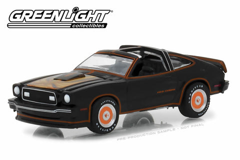 1978 Ford Mustang II King Cobra - Black & Gold