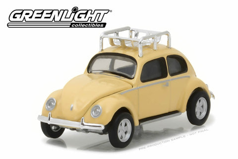 1948 Volkswagen Split Window Beetle with Roof Rack
